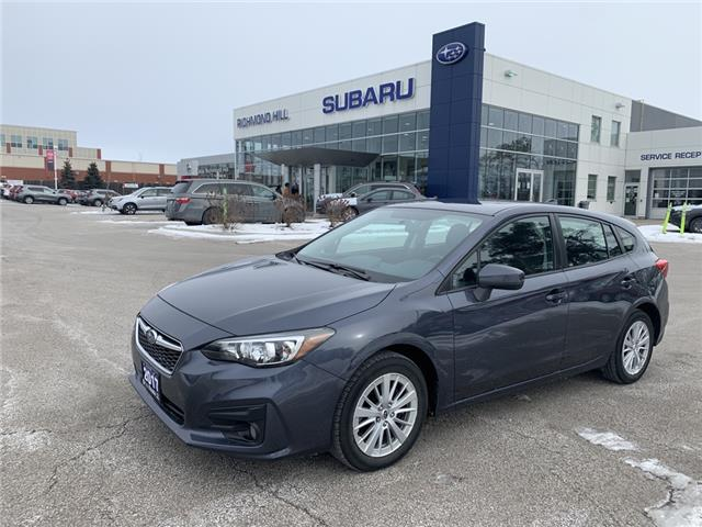 2017 Subaru Impreza Touring (Stk: LP0526) in RICHMOND HILL - Image 1 of 14