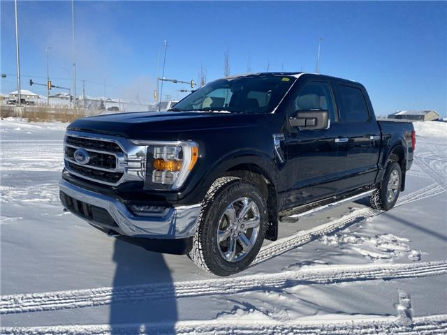 2021 Ford F-150 XLT (Stk: MLT022) in Fort Saskatchewan - Image 1 of 22