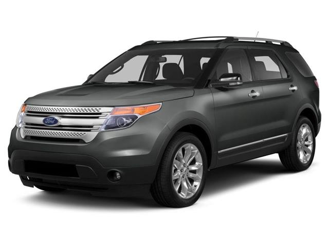 2013 Ford Explorer XLT (Stk: U0037A) in Barrie - Image 1 of 7