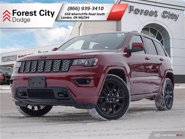 2021 Jeep Grand Cherokee Laredo (Stk: 21-7005) in London - Image 1 of 30