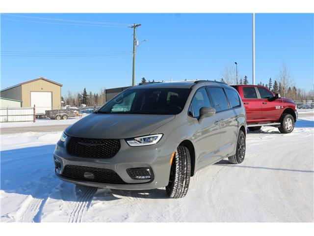 2021 Chrysler Pacifica Touring (Stk: MT019) in Rocky Mountain House - Image 1 of 28