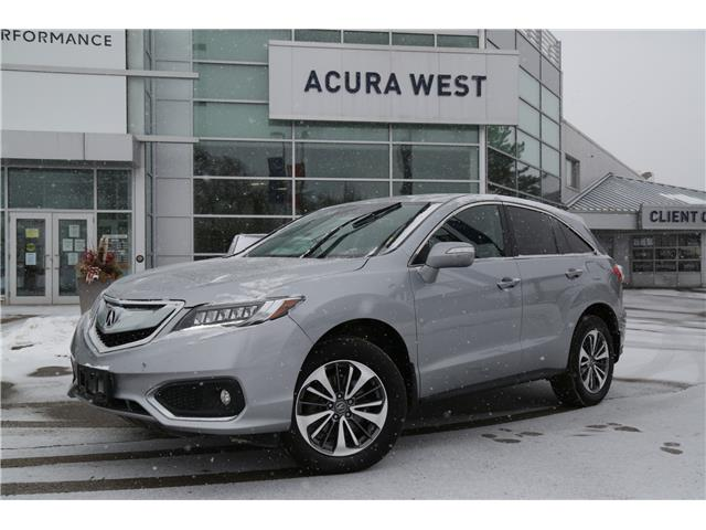 2017 Acura RDX Elite (Stk: 7368A) in London - Image 1 of 24