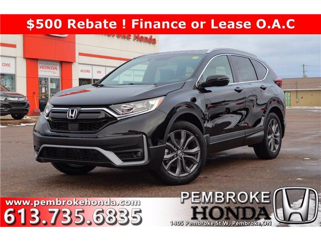 2021 Honda CR-V Sport (Stk: 21040) in Pembroke - Image 1 of 31