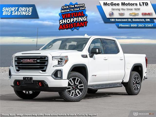 2021 GMC Sierra 1500 AT4 (Stk: 224678) in Goderich - Image 1 of 23