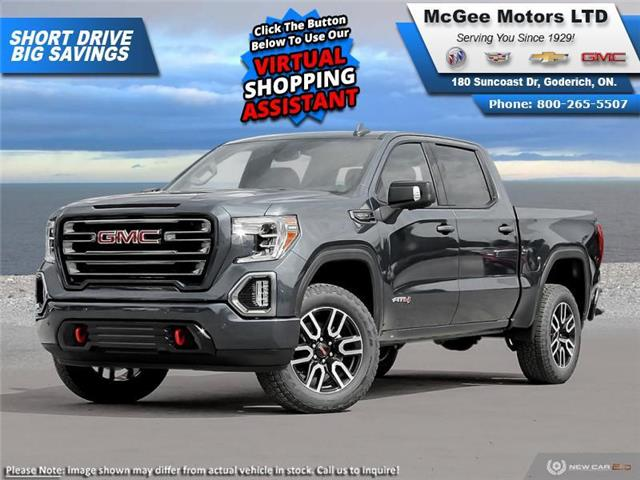 2021 GMC Sierra 1500 AT4 (Stk: 223255) in Goderich - Image 1 of 23