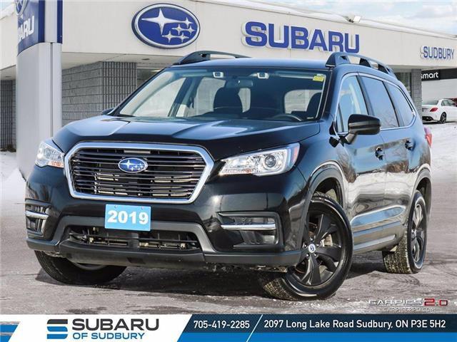 2019 Subaru Ascent Convenience (Stk: S21095A) in Sudbury - Image 1 of 27