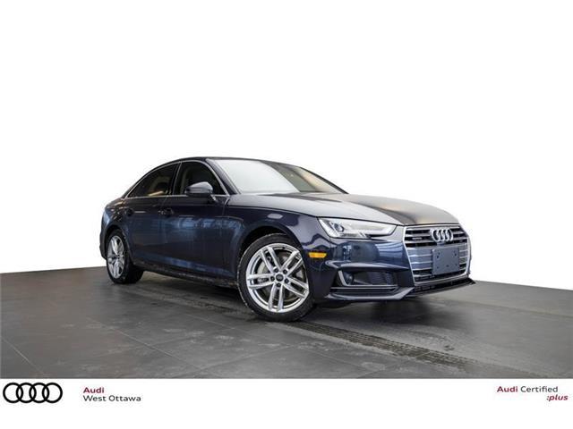 2018 Audi A4 2.0T Technik (Stk: PM755) in Nepean - Image 1 of 20