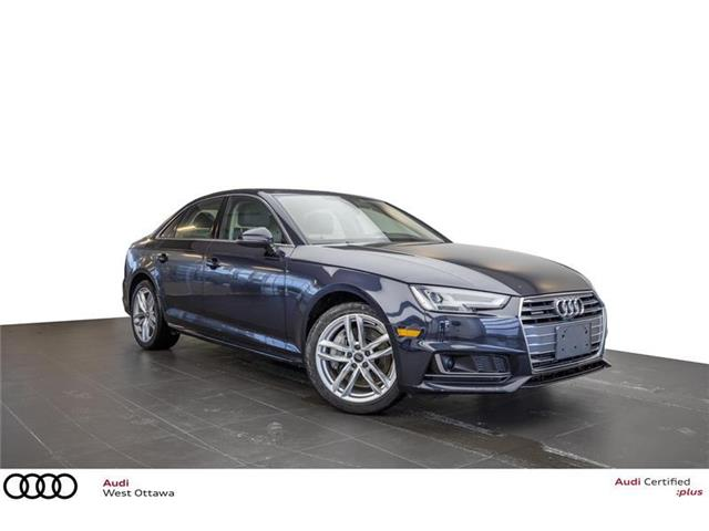2018 Audi A4 2.0T Technik (Stk: PM776) in Nepean - Image 1 of 22