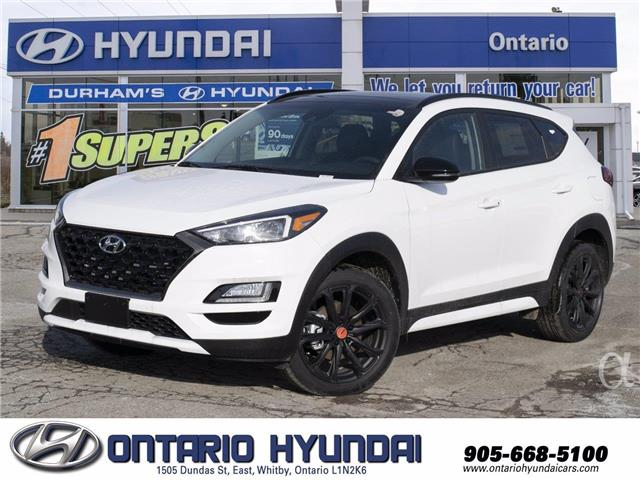 2021 Hyundai Tucson Urban Special Edition (Stk: 368840) in Whitby - Image 1 of 20
