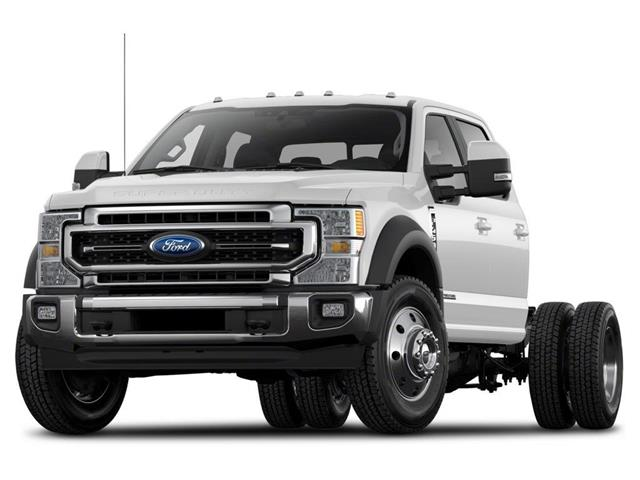 2021 Ford F-350 Chassis XLT (Stk: MSD036) in Fort Saskatchewan - Image 1 of 1