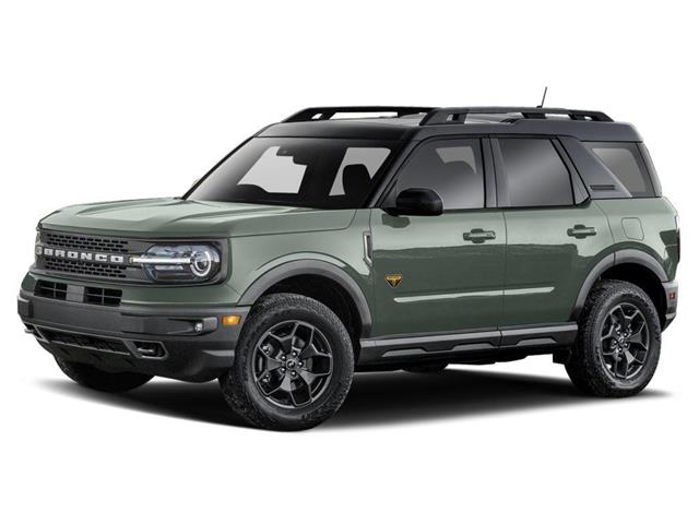 2021 Ford Bronco Sport Big Bend (Stk: MBR003) in Fort Saskatchewan - Image 1 of 2