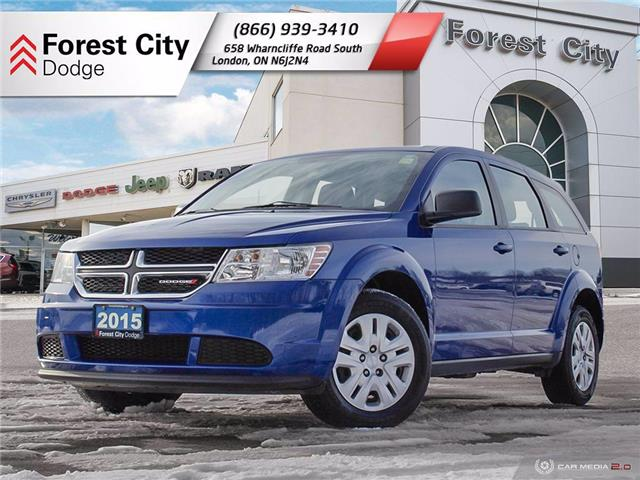 2015 Dodge Journey CVP/SE Plus (Stk: DW0110A) in London - Image 1 of 22
