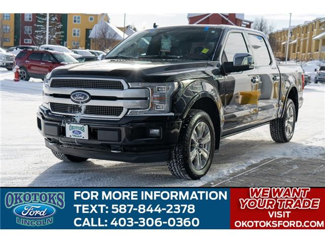 2019 Ford F-150 Platinum (Stk: B84080) in Okotoks - Image 1 of 26