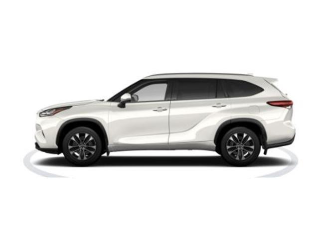 2021 Toyota Highlander Hybrid XLE (Stk: INCOMING) in Calgary - Image 1 of 1