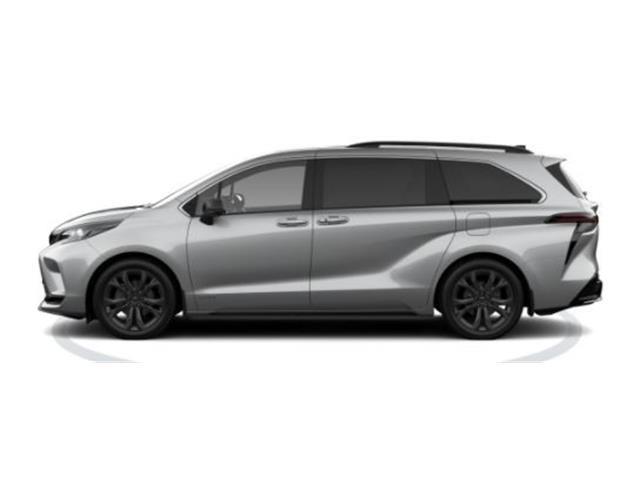 2021 Toyota Sienna XSE 7-Passenger (Stk: INCOMING) in Calgary - Image 1 of 1