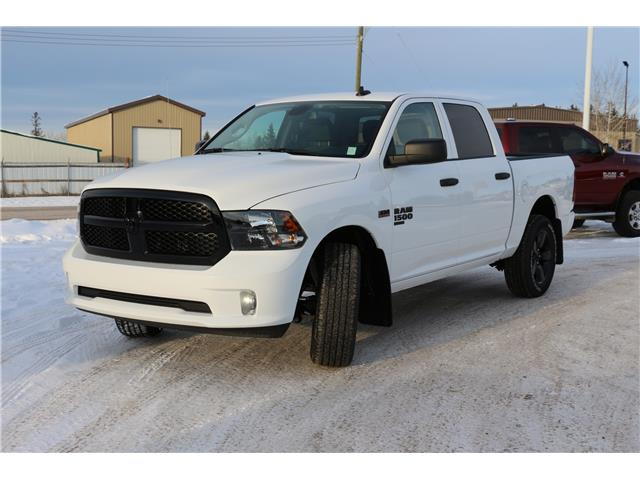 2021 RAM 1500 Classic Tradesman (Stk: MT020) in Rocky Mountain House - Image 1 of 28