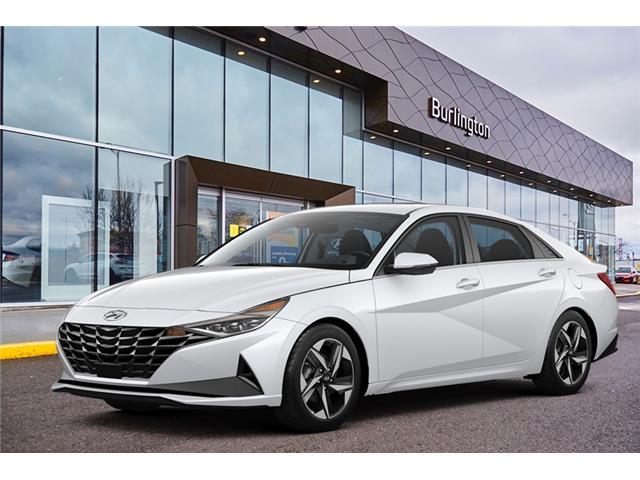 2021 Hyundai Elantra HEV Preferred (Stk: N2833) in Burlington - Image 1 of 3