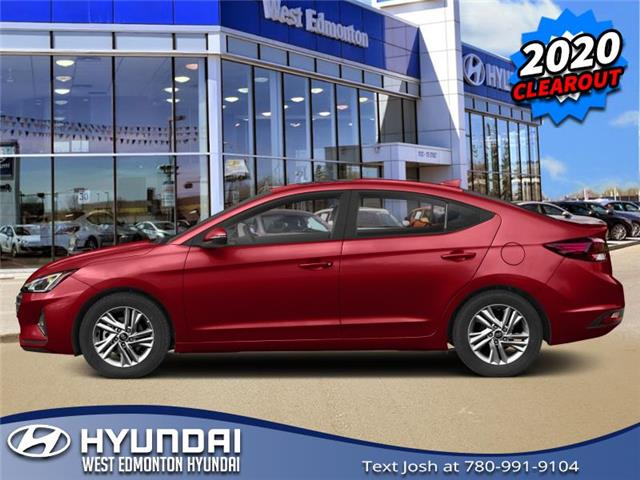 2020 Hyundai Elantra Preferred w/Sun & Safety Package (Stk: EL09439) in Edmonton - Image 1 of 1