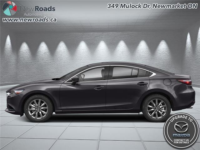 New 2021 Mazda MAZDA6 GS-L  - Sunroof -  Leather Seats - $101.00 /Wk - Newmarket - NewRoads Mazda