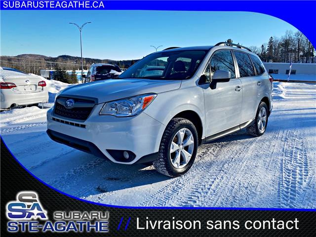 2016 Subaru Forester 2.5i Convenience Package (Stk: 21-0847A) in Sainte-Agathe-des-Monts - Image 1 of 19