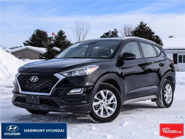 2019 Hyundai Tucson Preferred (Stk: P825A) in Rockland - Image 1 of 27
