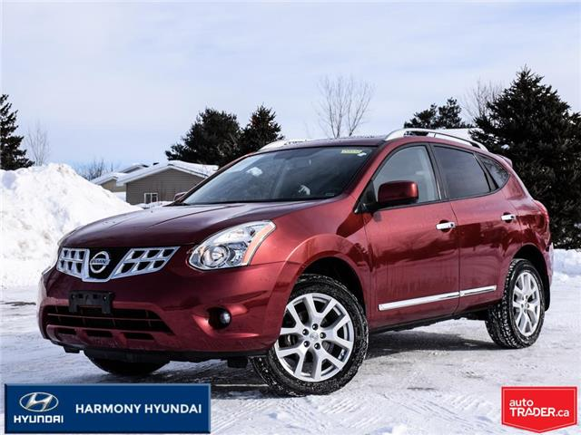 2012 Nissan Rogue SL (Stk: P827A) in Rockland - Image 1 of 28