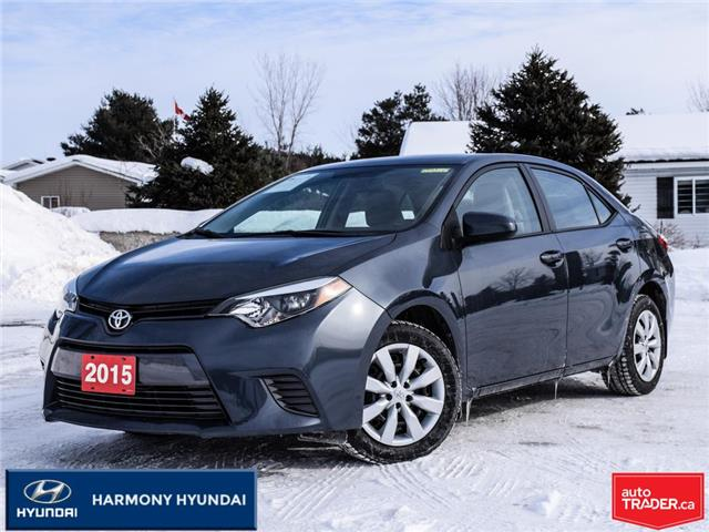 2015 Toyota Corolla LE (Stk: P832A) in Rockland - Image 1 of 27