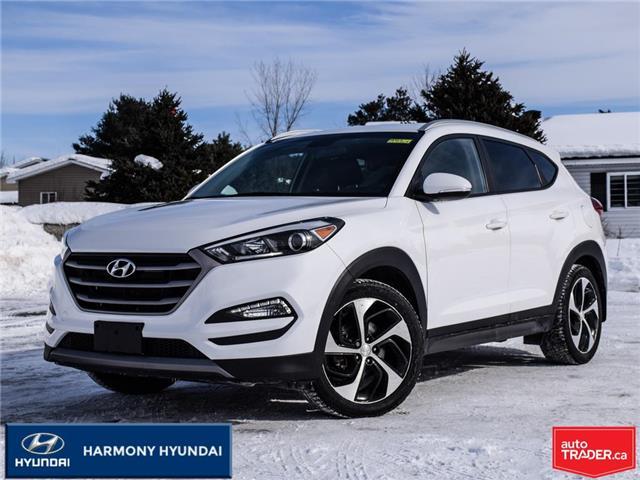 2016 Hyundai Tucson Premium 1.6 (Stk: P836A) in Rockland - Image 1 of 28