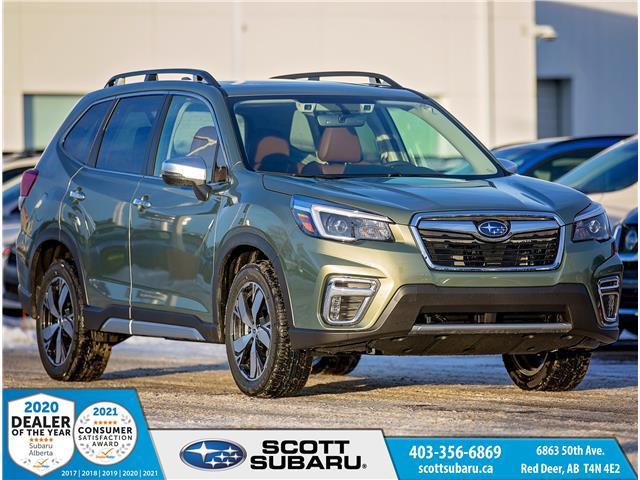2021 Subaru Forester Premier (Stk: 451636) in Red Deer - Image 1 of 21