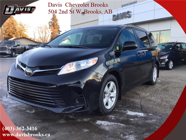 2019 Toyota Sienna  (Stk: 221993) in Brooks - Image 1 of 20