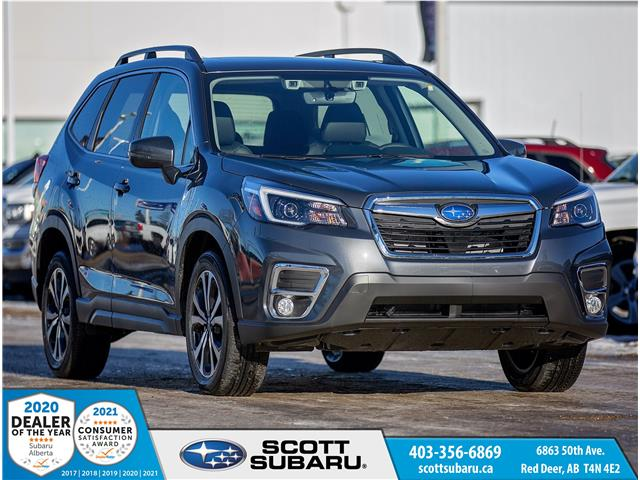 2021 Subaru Forester Limited (Stk: 471418) in Red Deer - Image 1 of 21