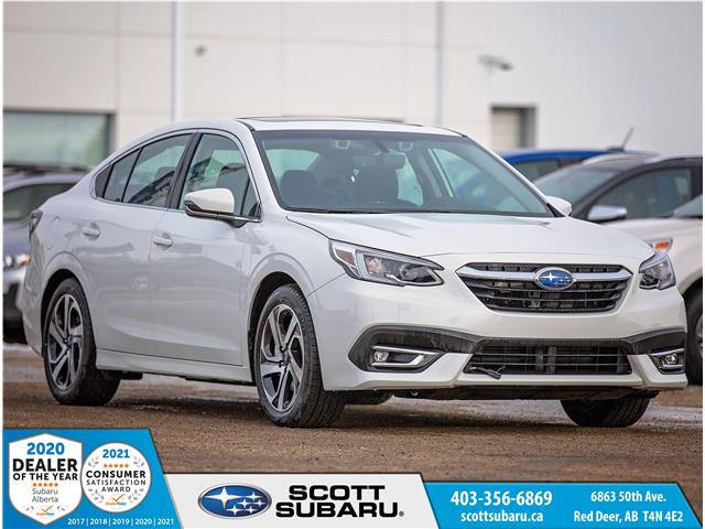 2020 Subaru Legacy Limited (Stk: 008208) in Red Deer - Image 1 of 16