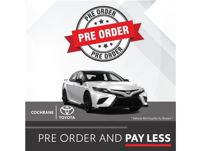 New 2021 - Camry Hybrid XLE  - Cochrane - Cochrane Toyota