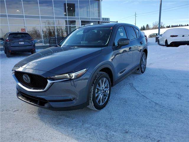 2021 Mazda CX-5 GT w/Turbo (Stk: N6446) in Calgary - Image 1 of 4