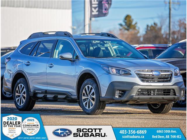 2021 Subaru Outback Touring (Stk: 156557) in Red Deer - Image 1 of 15