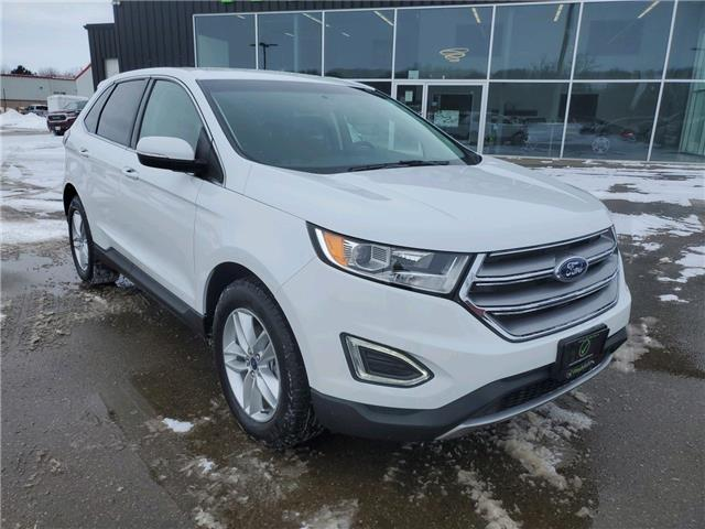 2016 Ford Edge SEL (Stk: 5907 Ingersoll) in Ingersoll - Image 1 of 30