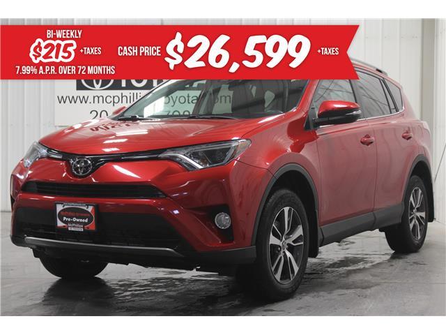 2017 Toyota RAV4 XLE (Stk: S082155A) in Winnipeg - Image 1 of 25