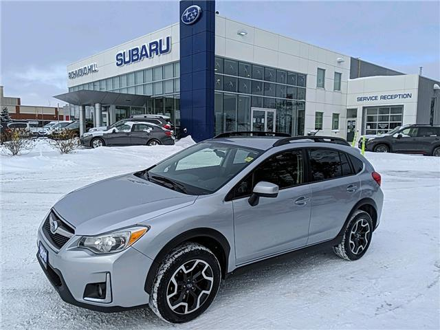 2017 Subaru Crosstrek Touring (Stk: LP0500) in RICHMOND HILL - Image 1 of 22