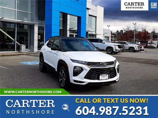 2021 Chevrolet TrailBlazer RS (Stk: 1TB66150) in North Vancouver - Image 1 of 13
