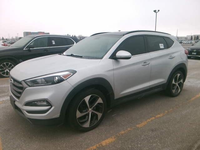 2016 Hyundai Tucson Limited (Stk: 180249) in Milton - Image 1 of 1