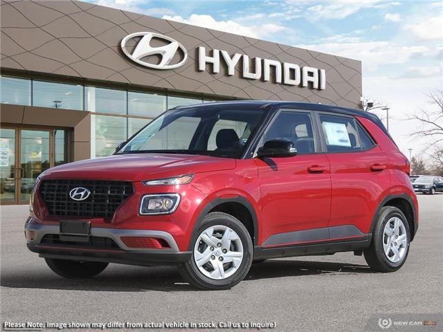 2021 Hyundai Venue Essential w/Two-Tone (Stk: 99312) in London - Image 1 of 23