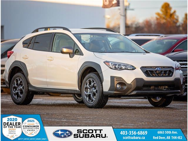 2021 Subaru Crosstrek Outdoor JF2GTHSC6MH289647 289647 in Red Deer