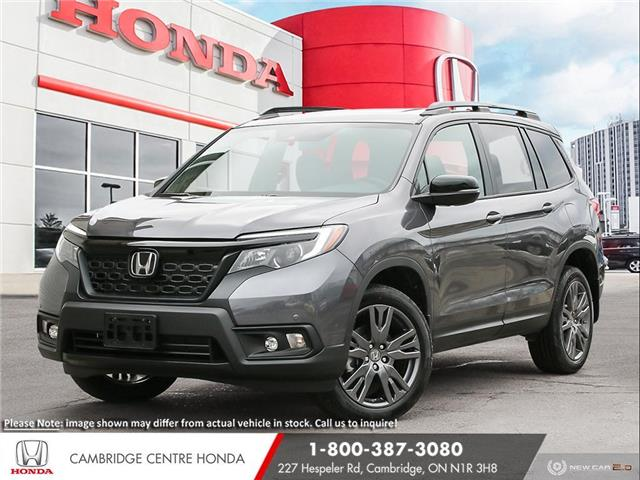 2021 Honda Passport EX-L (Stk: 21637) in Cambridge - Image 1 of 24
