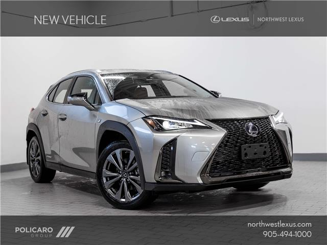 2021 Lexus UX 250h Base (Stk: 36983) in Brampton - Image 1 of 26