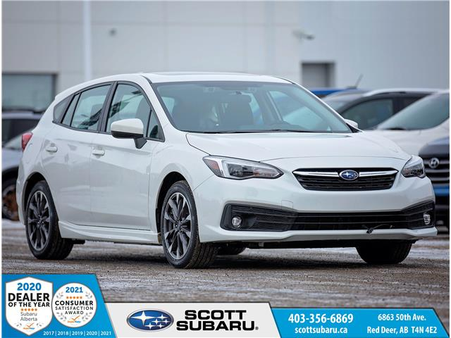 2020 Subaru Impreza Sport (Stk: 710199) in Red Deer - Image 1 of 12