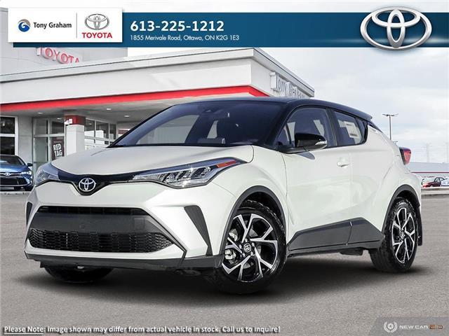 2021 Toyota C-HR XLE Premium (Stk: 60017) in Ottawa - Image 1 of 22