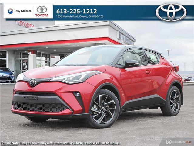 2021 Toyota C-HR Limited (Stk: 60050) in Ottawa - Image 1 of 22