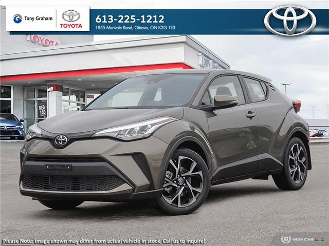 2021 Toyota C-HR XLE Premium (Stk: 60064) in Ottawa - Image 1 of 23