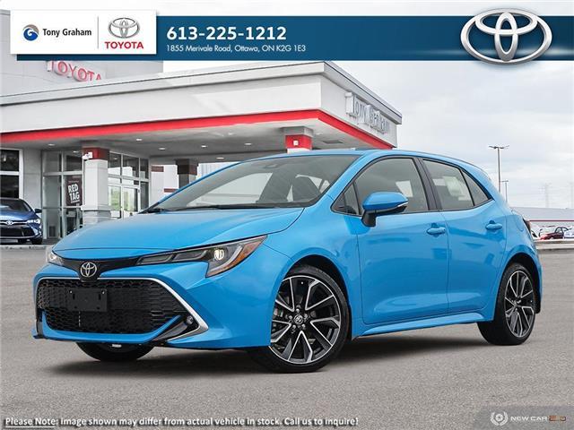 2021 Toyota Corolla Hatchback Base (Stk: 59995) in Ottawa - Image 1 of 23