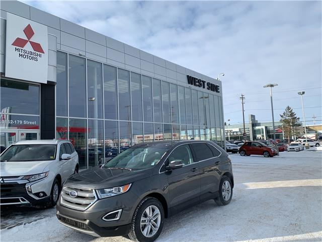 2017 Ford Edge SEL (Stk: 22772A) in Edmonton - Image 1 of 24